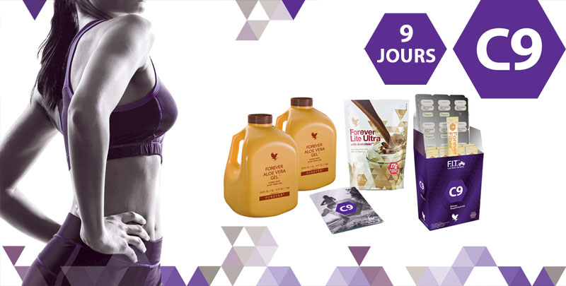 pack minceur forever living