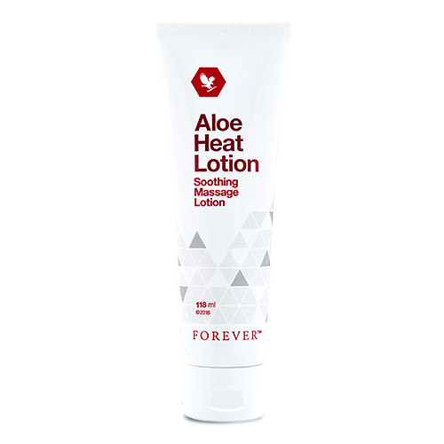 Forever : Aloe Heat Lotion, Émulsion Thermogène | Aloe Magazine