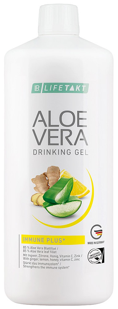 LR Aloe Vera Drinking Gel « Immune Plus » | Aloe Magazine